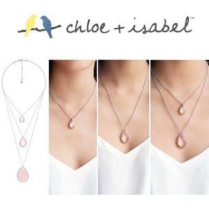 🆕 Minaret 3 Row Convertible Necklace c+i N255RQ